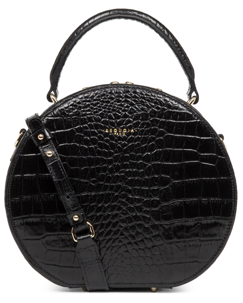SEQUOIA - Sweet Candy Croco - S42-226 - Noir - vue 1