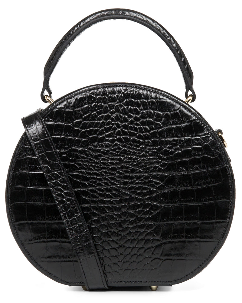 SEQUOIA - Sweet Candy Croco - S42-226 - Noir - vue 3