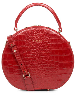 SEQUOIA - Sweet Candy Croco - S42-226 - Rouge - vue 1