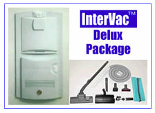 Image of InterVac Delux Package.