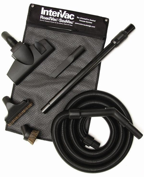 InterVac Central Vac Hose Accessory Kit for H/F/RMF/RMH/GARAGEVACS