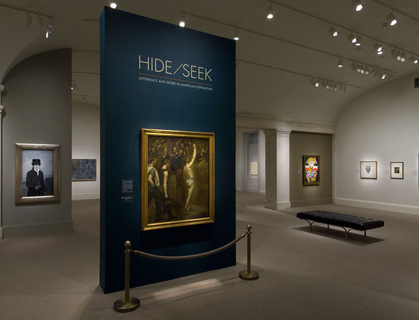 Hide and Seek: The Art that Dares not Speak its Name (first published January 6, 2011)