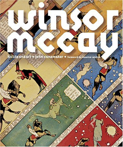 Signed by the author! John Canemaker's Winsor McCay: His Life and Art