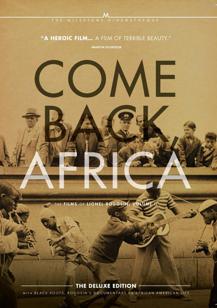 Come Back, Africa / Black Roots