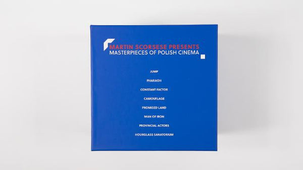 Martin Scorsese Presents Masterpieces of Polish Cinema, Volume 1