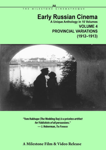 Early Russian Cinema, Volume 4: Provincial Variations