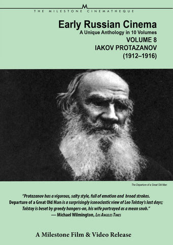 Early Russian Cinema, Volume 8: Iakov Protazanov