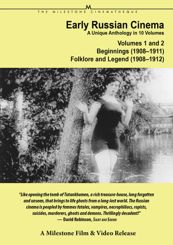 Early Russian Cinema, Volume 1 and 2: Beginnings / Folklore and Legend
