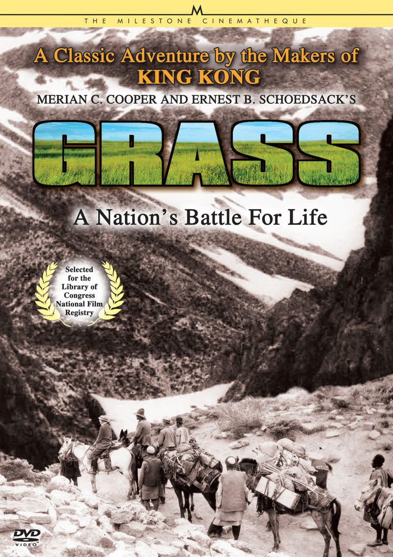 Grass: A Nation's Battle for Life