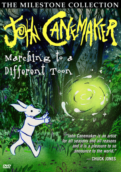 John Canemaker: Marching to a Different Toon