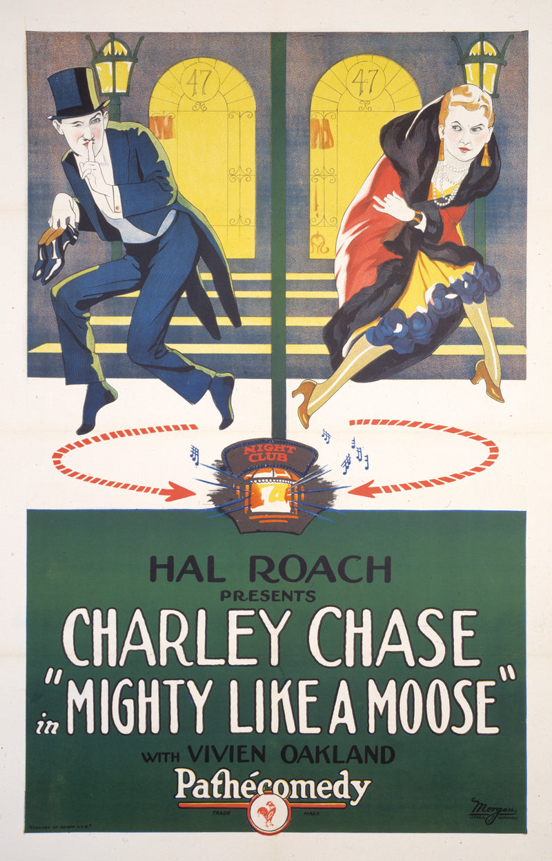 Cut to the Chase: The Charley Chase Comedy Collection