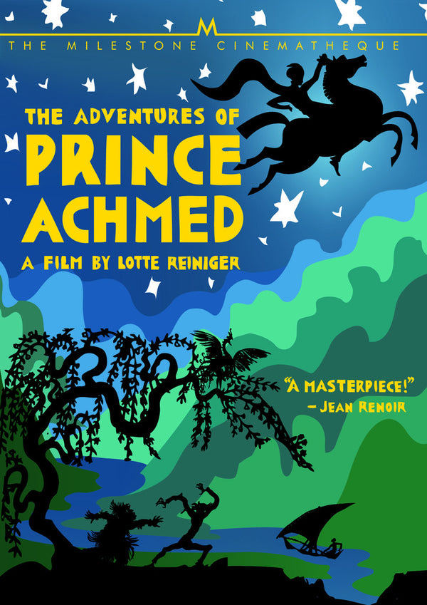 Adventures of Prince Achmed, The