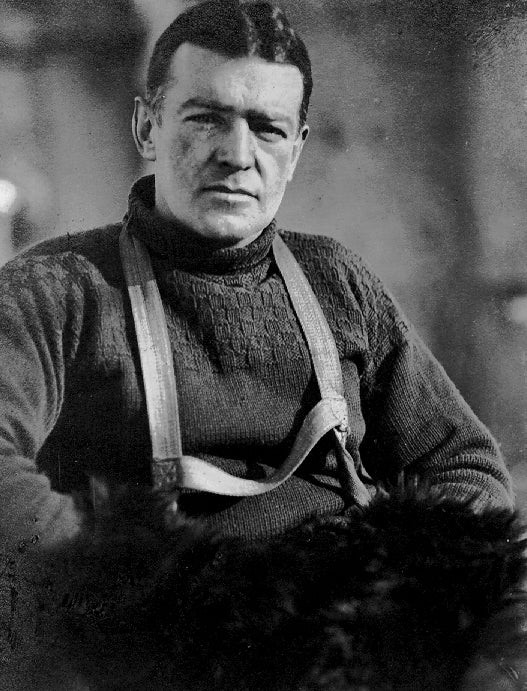 South: Ernest Shackleton and the Endurance Expedition