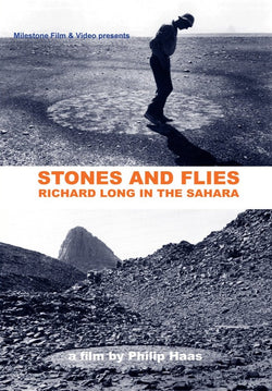 Stones and Flies: Richard Long in the Sahara