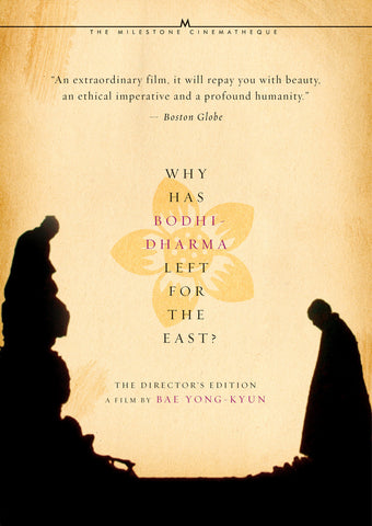 Why Has Bodhi-Dharma Left For The East?: Director's Deluxe Edition