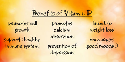 Benefits of Vitamin D | Bulu Box - Sample superior vitamins and supplements