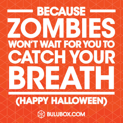 Happy Halloween | Bulu Box Sample Superior Vitamins and Supplements