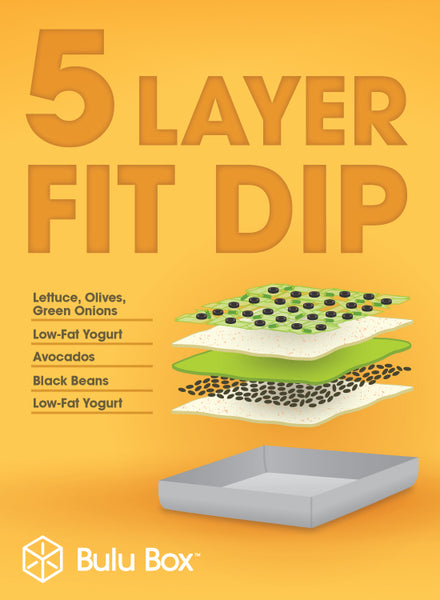 5 Layer Fit Dip | Bulu Box - Superior Vitamins and Supplements