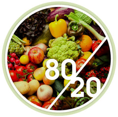80/20 Rule For Your Diet  |  Bulu Box - Sample Superior Vitamins & Supplements