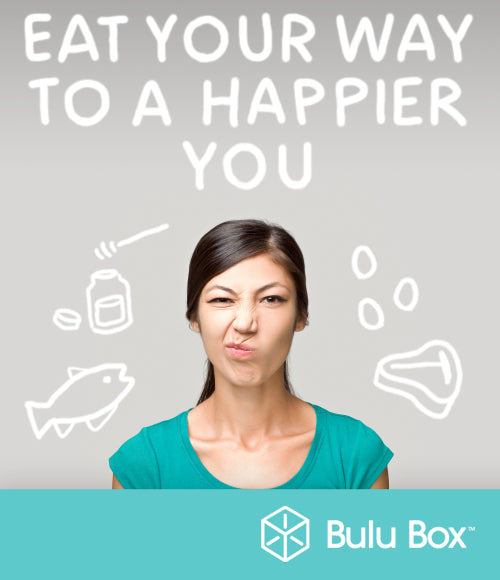 Eat Your Way To A Happier You | Bulu Box - Superior Vitamins and Supplements