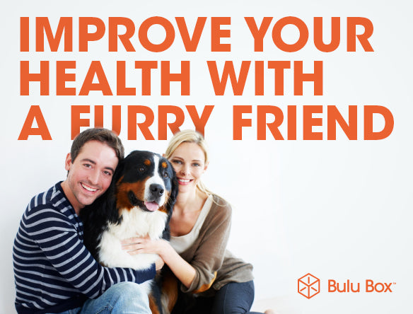 Improve Your Health With A Furry Friend | Bulu Box - Sample Superior Vitamins and Supplements
