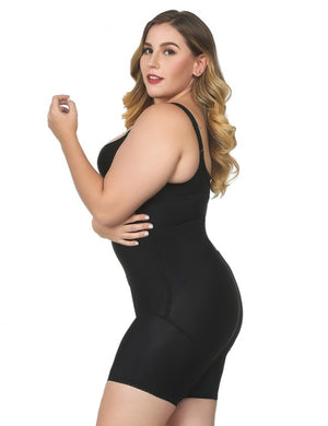 Plus Size - Mommy Recovery Bodysuit