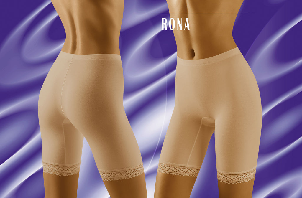 Mid-Thigh Slimming and Shaping Shorts - NYX Shapewear