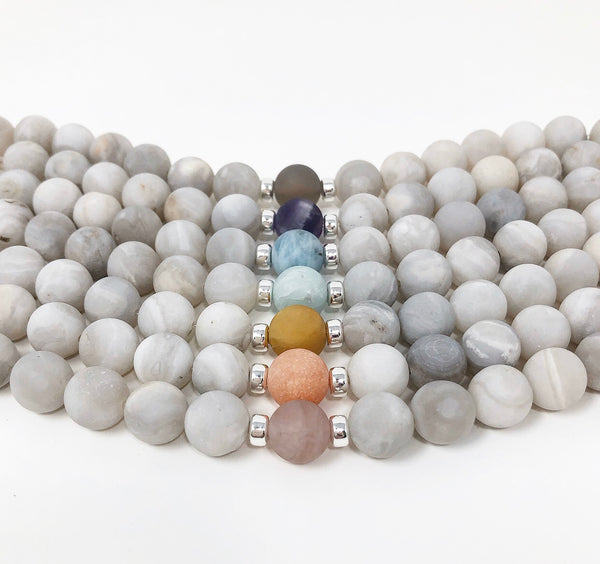 Flow Chakra Collection Set - Aiyana Jewelry
