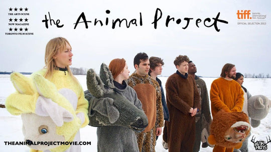 A Film that Goes Crazy with Animal Costumes