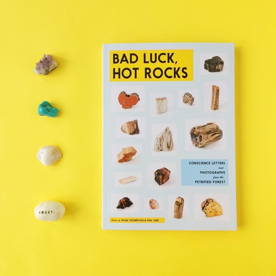 Editor's Corner: Bad Luck, Hot Rocks