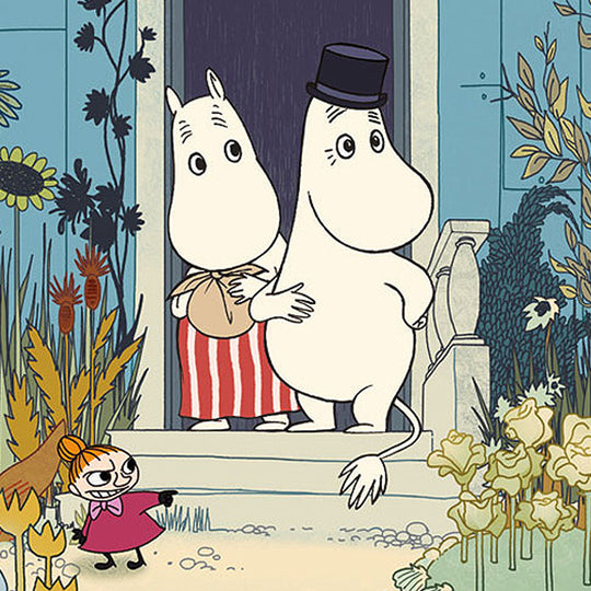 Moominvalley by Tove Jansson