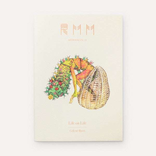 RMM Artbooks No.11 — Life on Life, by Celeste Byers (USA) - Readymade Objects Shop - 1