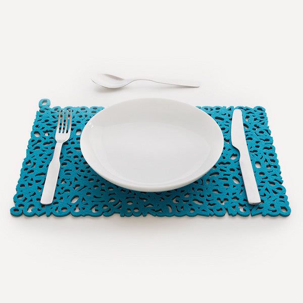 Number Placemats - Readymade Objects Shop - 1