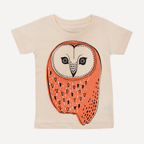 HONEY TEE OWL - Readymade Objects Shop - 1