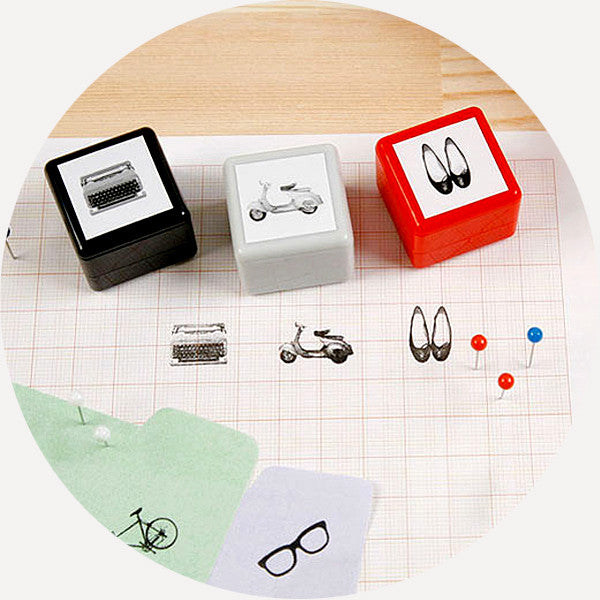 Photo Stamp - Readymade Objects Shop - 1