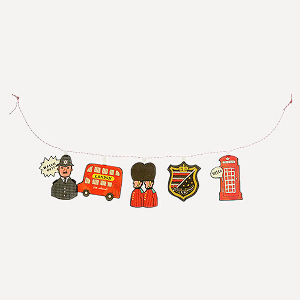 HIGHTIDE Little Toy Message Garland, London - Readymade Objects Shop - 2