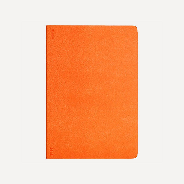 PH Notebook, Orange Color - Readymade Objects Shop - 1