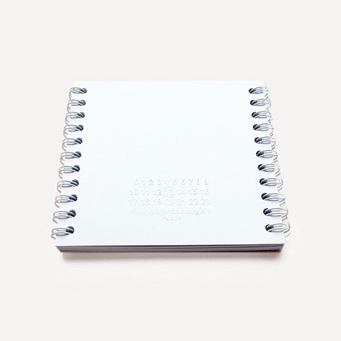 Claustrophobic Notebook by Maison Martin Margiela, s - Readymade Objects Shop - 1