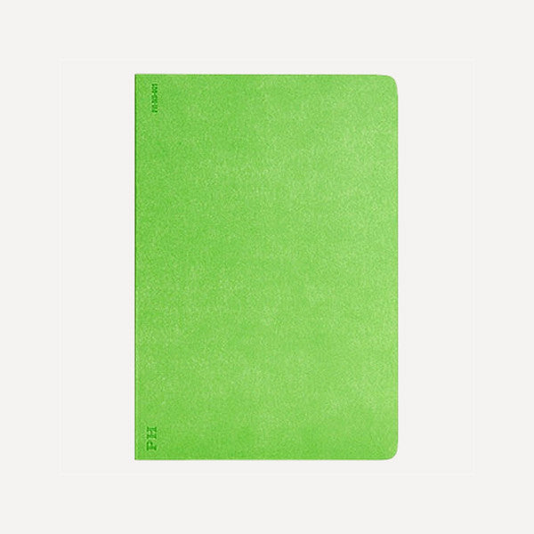 PH Notebook, Light Green Color - Readymade Objects Shop - 1