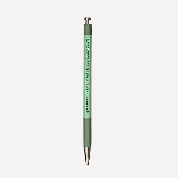 PENCO Prime Timber Mechanical Pencil, Mint Color - Readymade Objects Shop - 1