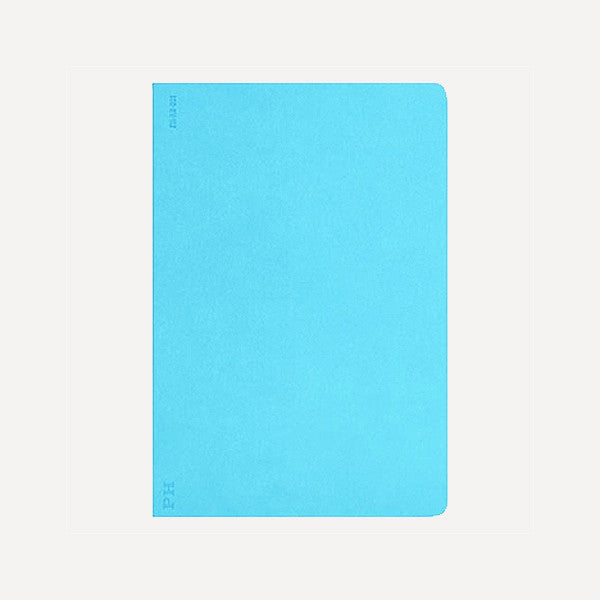 PH Notebook, Light Blue Color - Readymade Objects Shop - 1