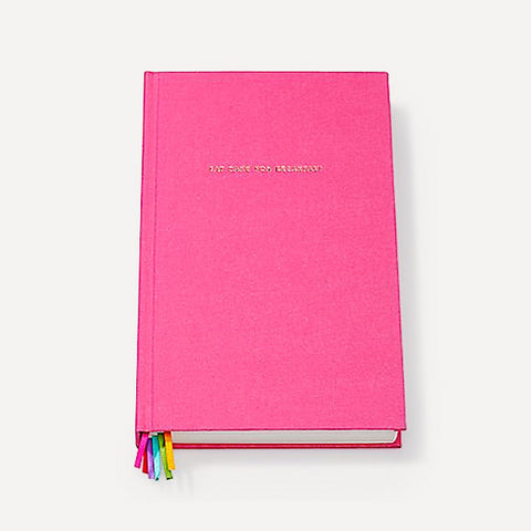 Word To The Wise Journal, Pink - Readymade Objects Shop - 1
