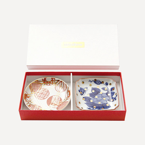 GIFT PAPER BOX for 2 MAME dishes - Readymade Objects Shop - 1