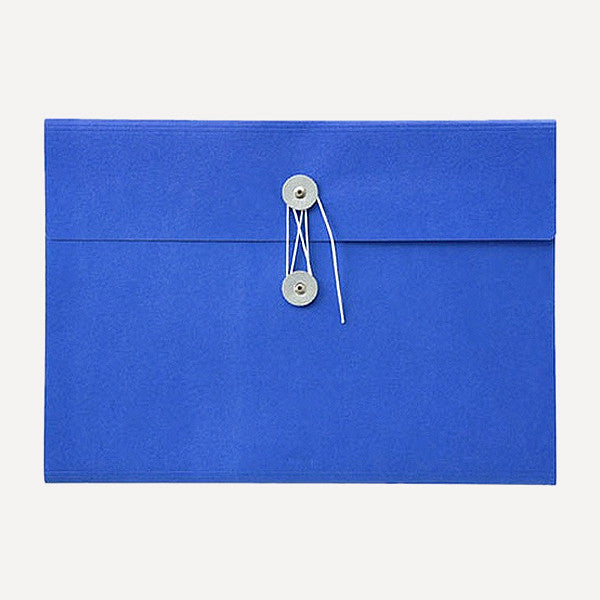 PH Document File, A4 Size, Blue Color - Readymade Objects Shop - 1