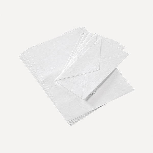 Cotton Letter Stationery by Maison Martin Margiela - Readymade Objects Shop - 2