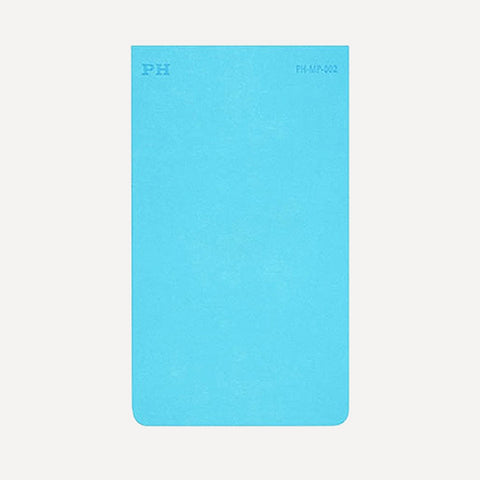 PH Memo Pad,  Light Blue Color - Readymade Objects Shop - 1