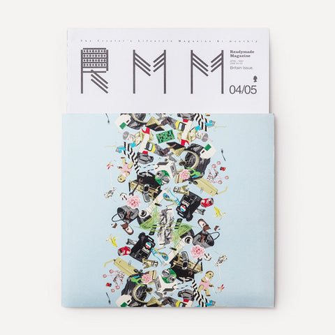 RMM Magazine, Vol.04, Britain Issue - Readymade Objects Shop - 1