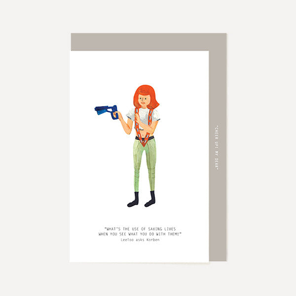 Leeloo - The Fifth Element - Readymade Objects Shop - 1