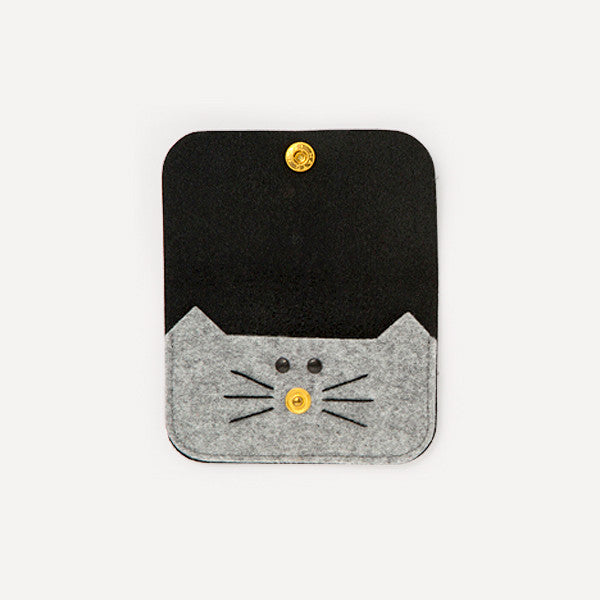 Cat Card Case - Readymade Objects Shop - 1