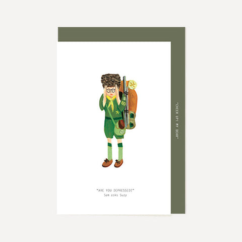 Sam - Moonrise Kingdom - Readymade Objects Shop - 1